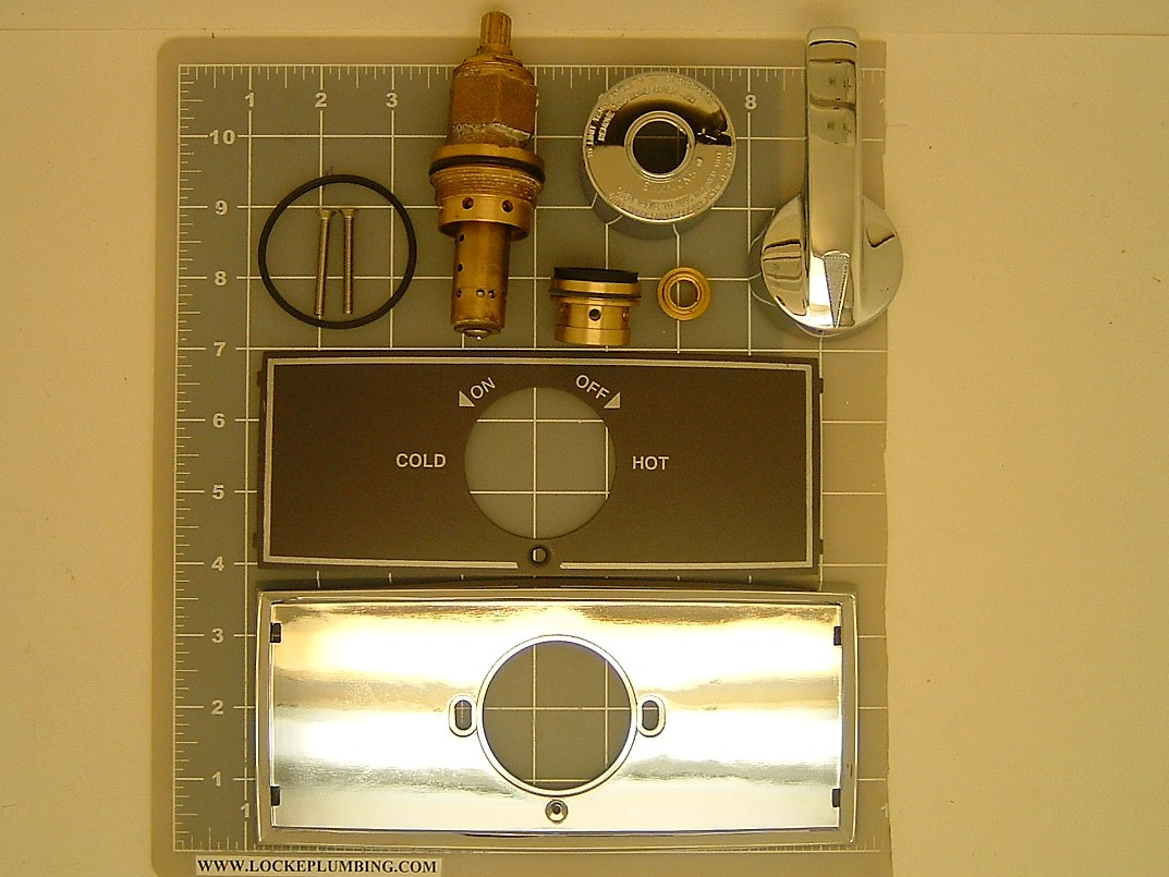 American Standard Complete Thermo Guard Faucet Rebuild Kit