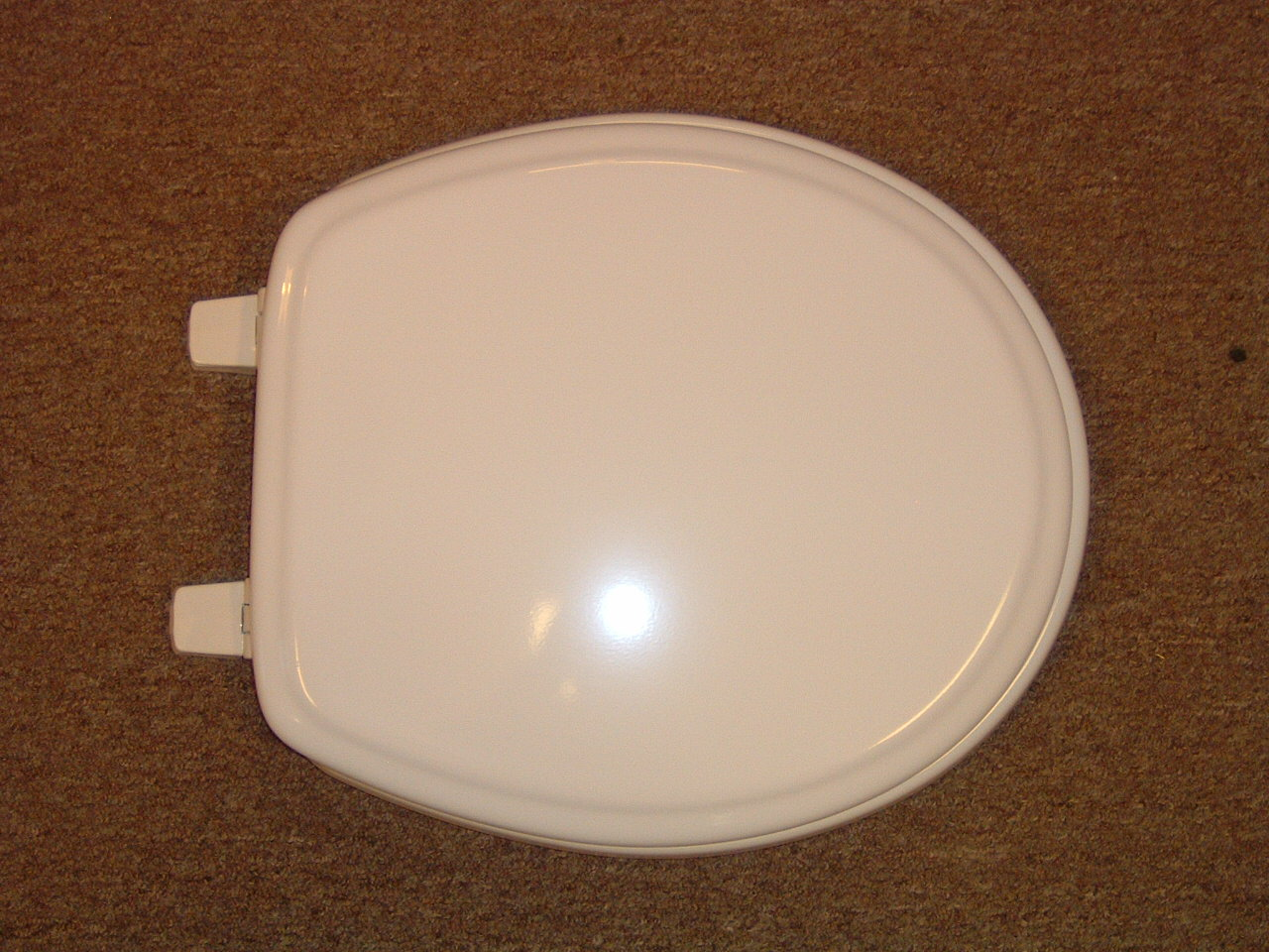 American Standard Round Bowl Town Square Toilet Seat