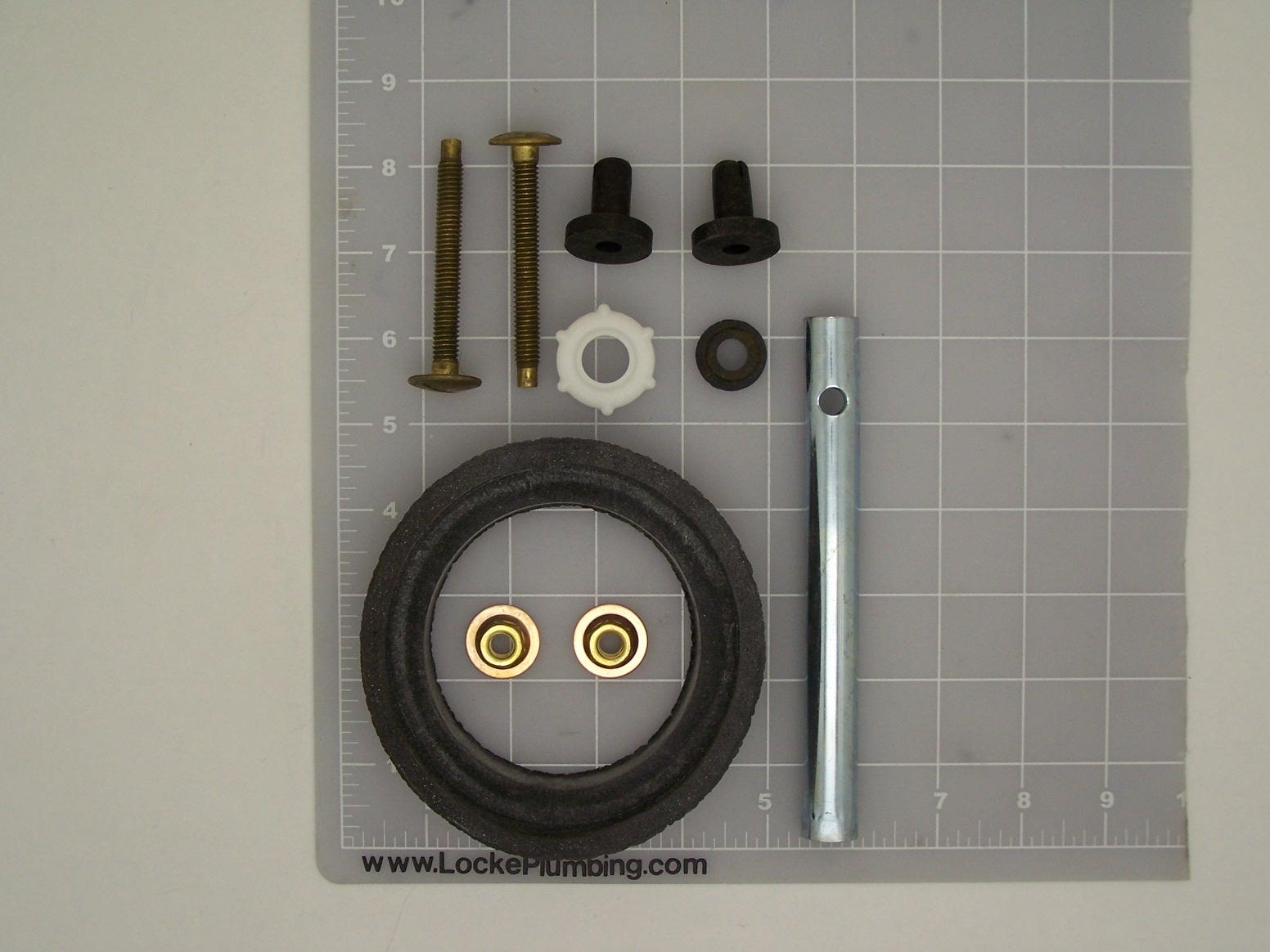 American Standard Coupling Kit Locke Plumbing