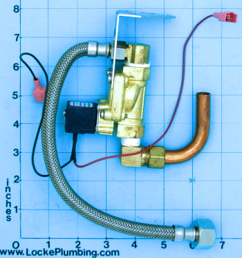 American Standard 738750 0070a Solenoid Subassembly See