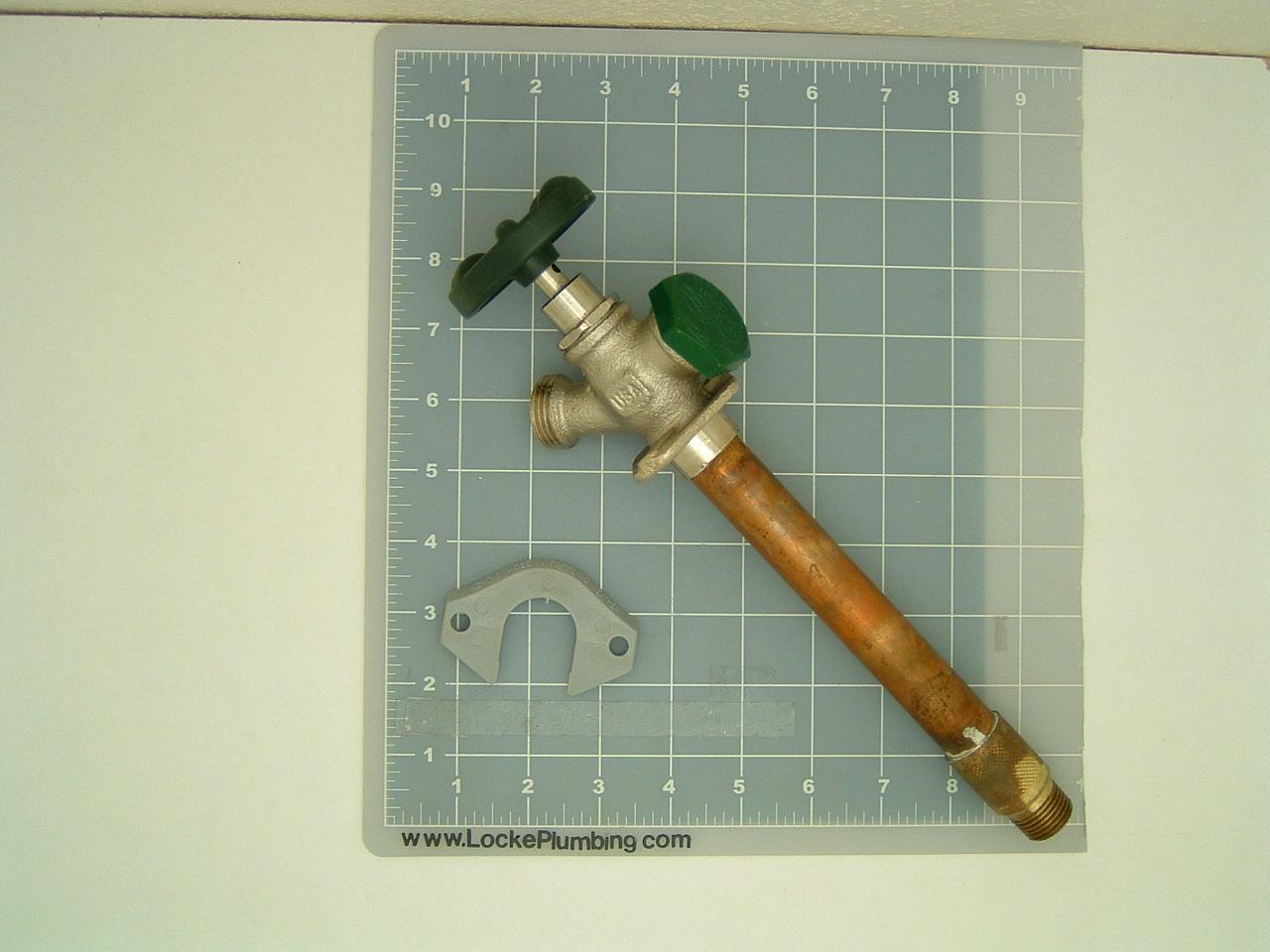 Arrowhead Brass 426 06qtlfbfp06 6 Inch Frost Free Faucet With Vacuum Breaker Locke Plumbing