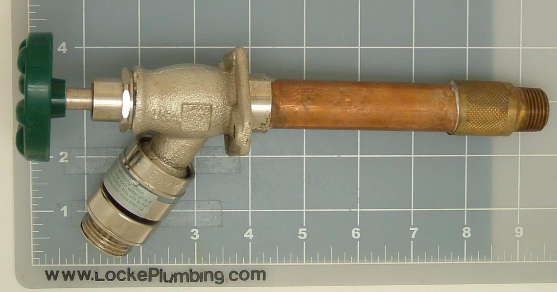 Arrowhead Brass 486bfp04bcld 4in Frost Free Faucet Locke