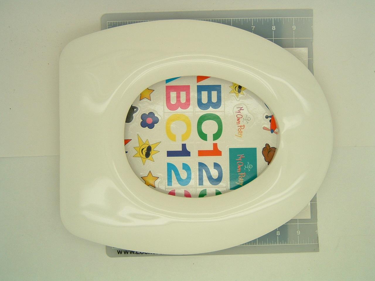 Bemis Bem 10 Hard Plastic Children S Potty Seat With