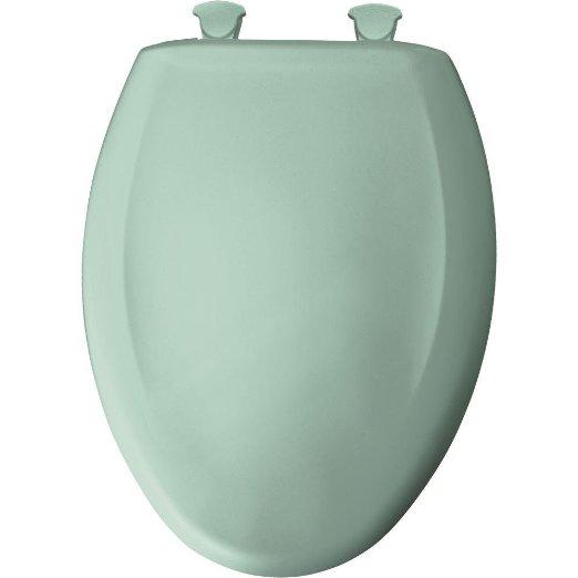 Bemis Plastic Elongated Seat In Classic Colors Slow Close
