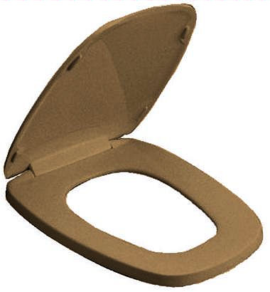 Elongated Plastic Seat For Eljer Emblem Locke Plumbing