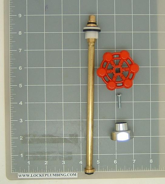 B K Frost Proof Faucet Repair Kit Leaking Outdoor Faucet