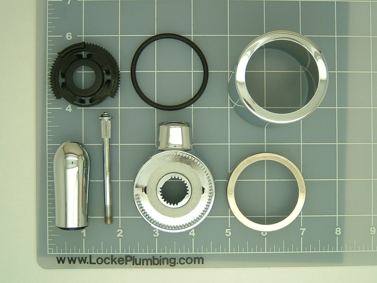 Delta Minor Trim Kit Scald Guard Series Locke Plumbing