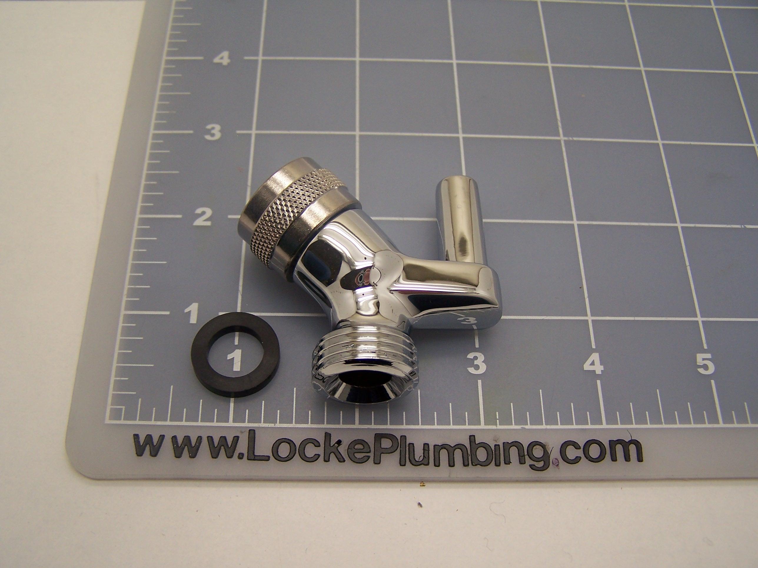 Delta Shower Arm Mount For Hand Held Shower Locke Plumbing