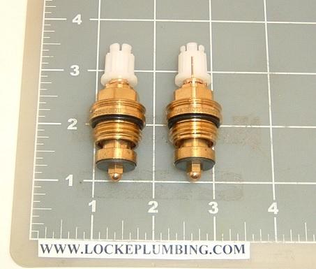 Dornbracht 9090030230190 Stems Per Pair Locke Plumbing