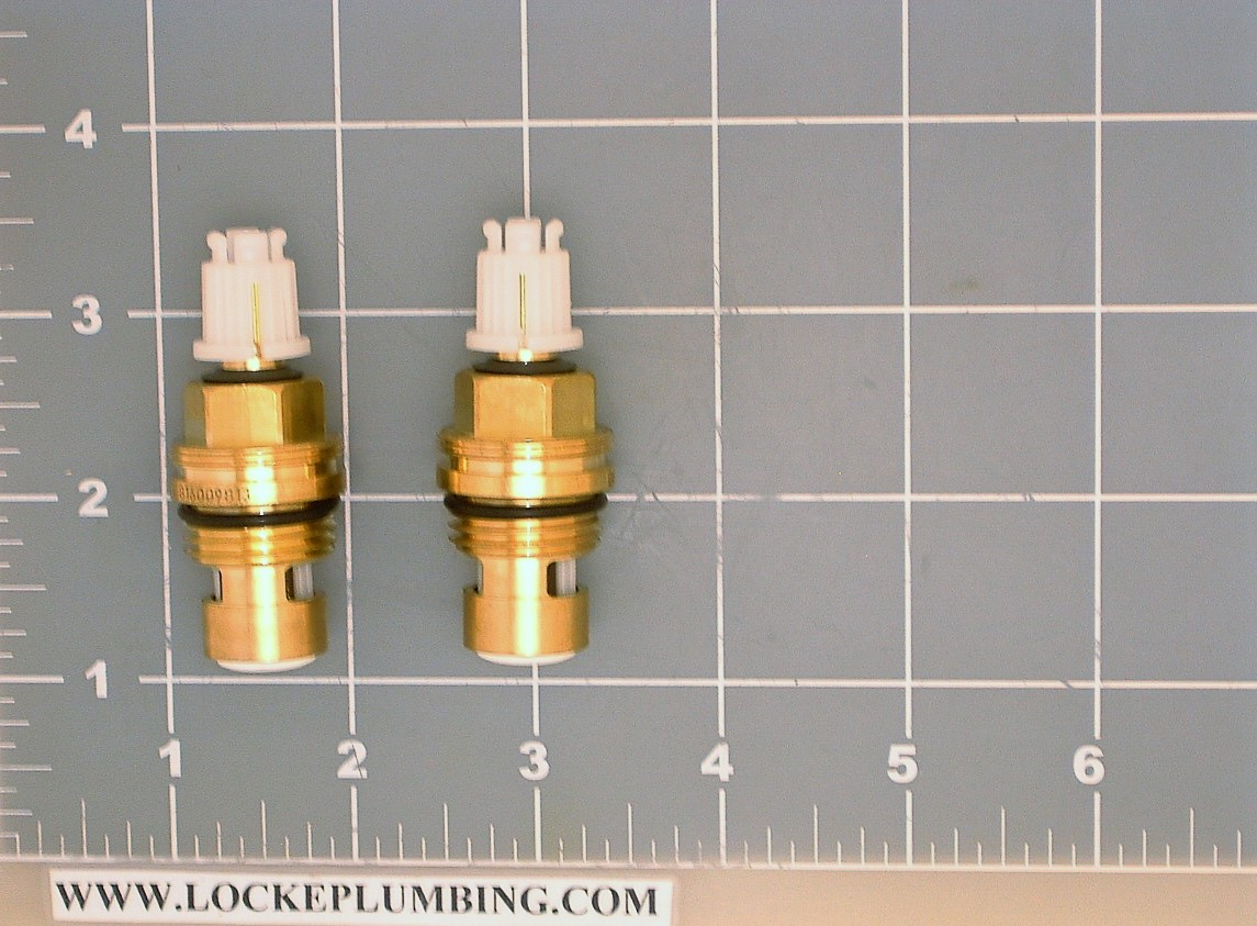Dornbracht 9090031500090 9090031510090 Ceramic Dual Stems Per Pair Locke Plumbing