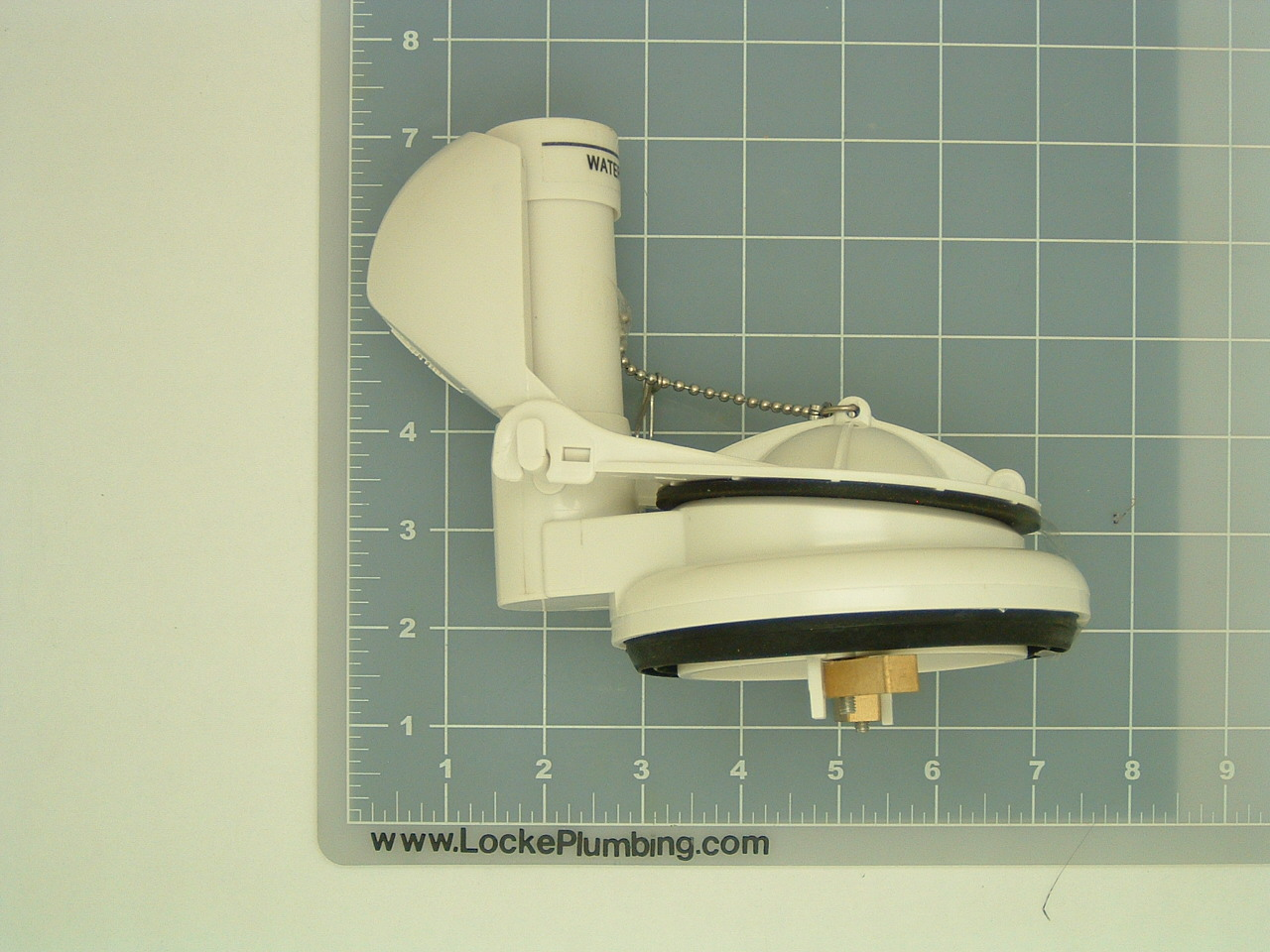One Piece Eljer Toilet Parts : Eljer one piece inch flush valve for the canterbury hp