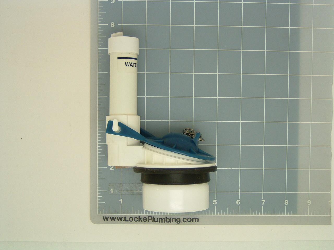 Eljer Emblem Toilet Parts white