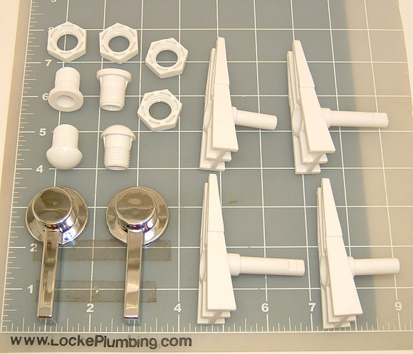 Niagara 181043 Handle Repair Kit Per Pair Locke Plumbing