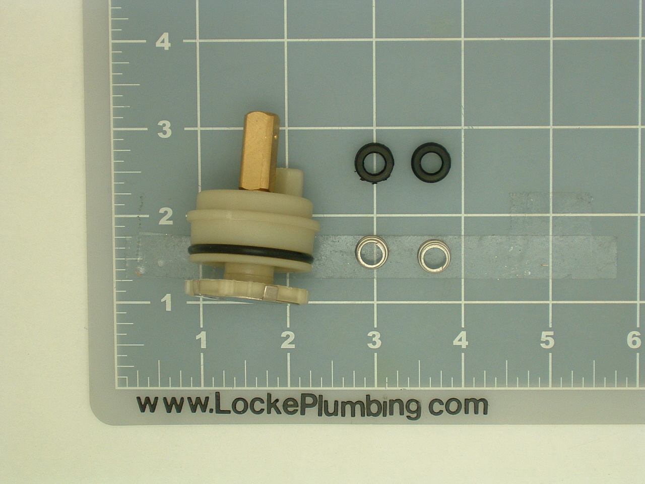 Glacier Bay 603566 Single Lever Cartridge Locke Plumbing