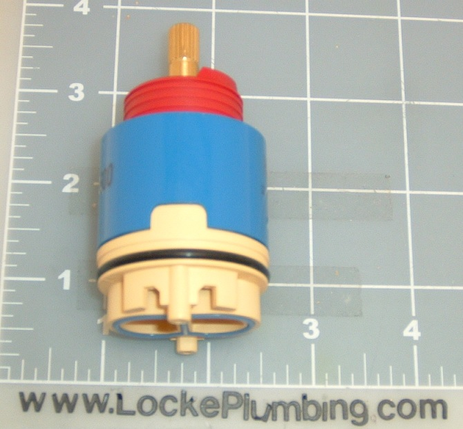 Huntington Brass St6000 Ceramic Single Lever Cartridge Locke Plumbing
