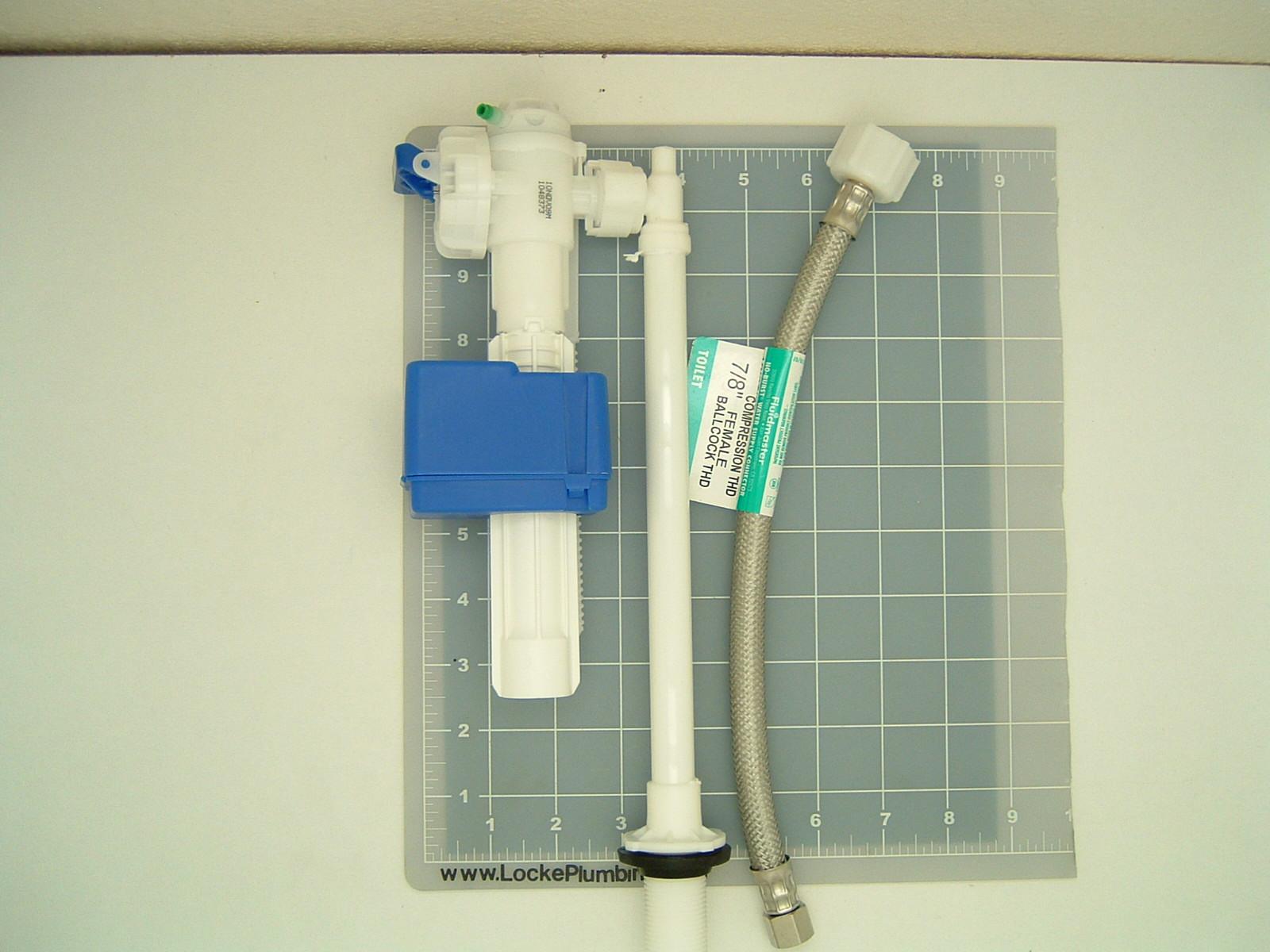 Kohler Fill Valve 1068031 For Flex Connection - Locke Plumbing