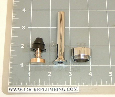 Kohler 1123790 Cp Polished Chrome Handle Assembly Locke