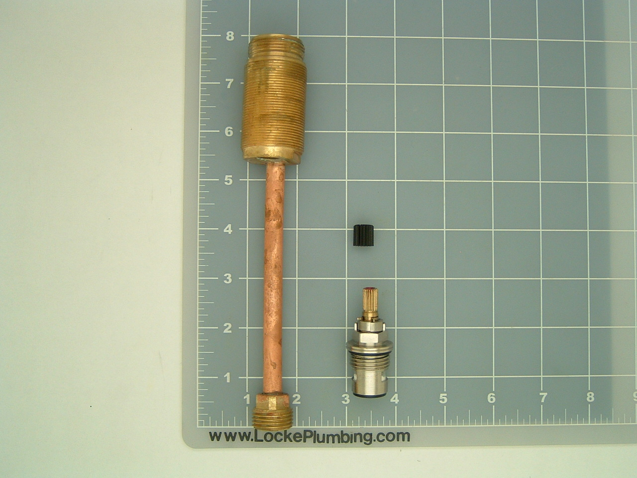 Kohler End Valve Assembly With Stem Locke Plumbing