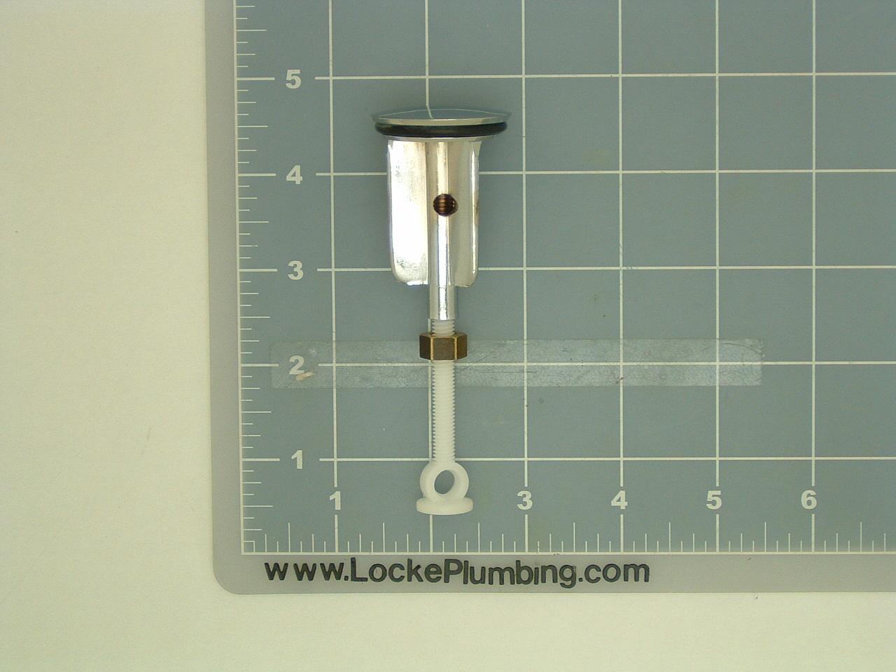 Kohler 78172 Cp Chrome Plated Stopper Locke Plumbing
