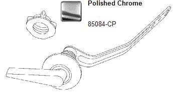 Kohler Trip Lever 85084-CP Polished Chrome Trip Lever NEW ...