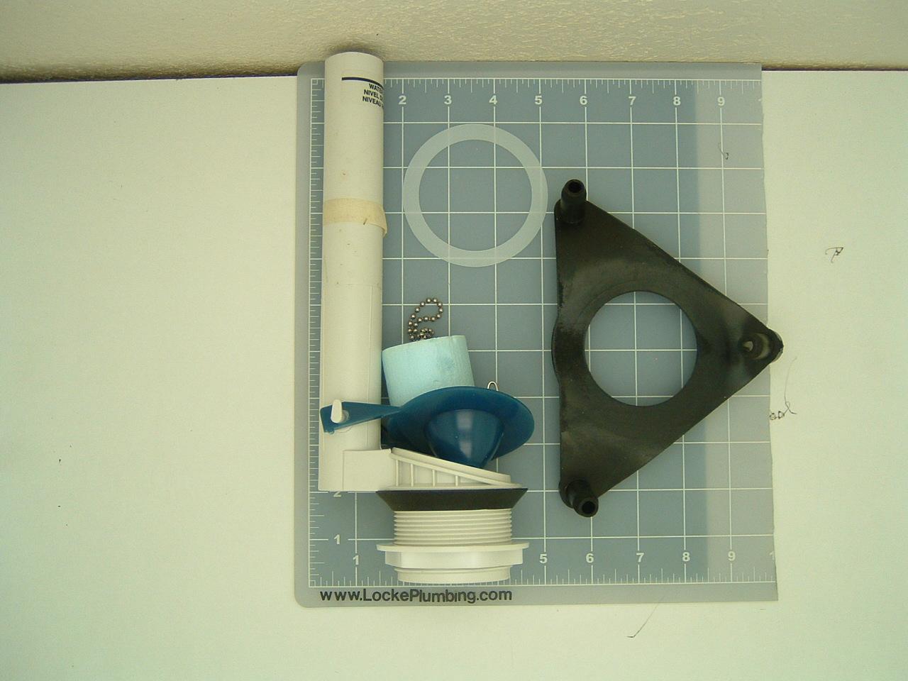 Kohler 87373 Flush Valve Kit Locke Plumbing