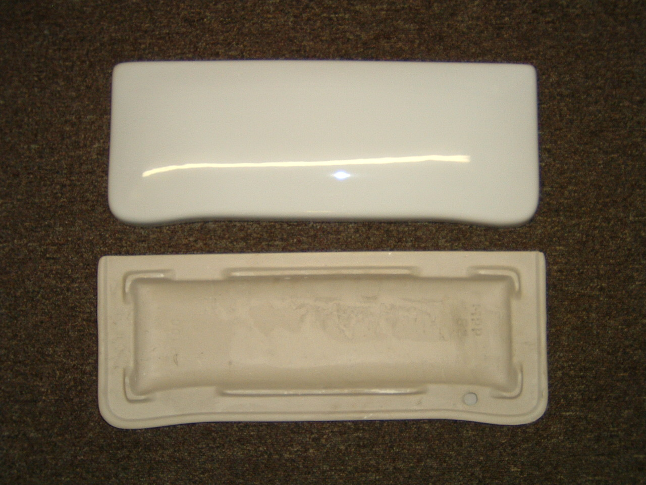 Mansfield Toilet Parts Tank Lid White For Model 35 Call Before ...