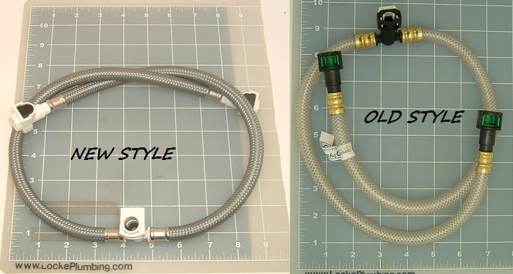 Moen 114299 Hose Kit For Wide Spread Lavatory Faucet