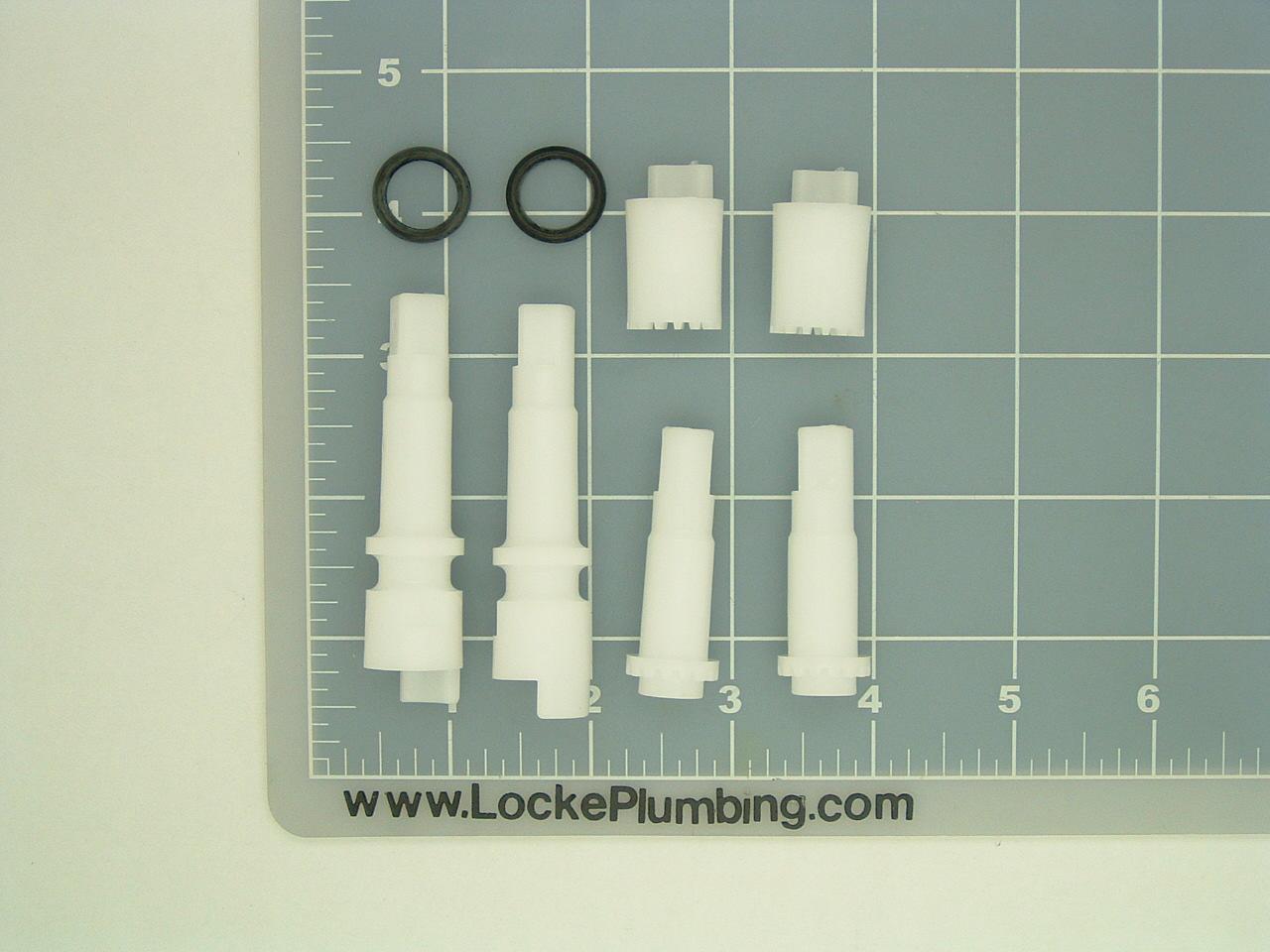 Moen 90274 Stem Extension Adapters - Locke Plumbing