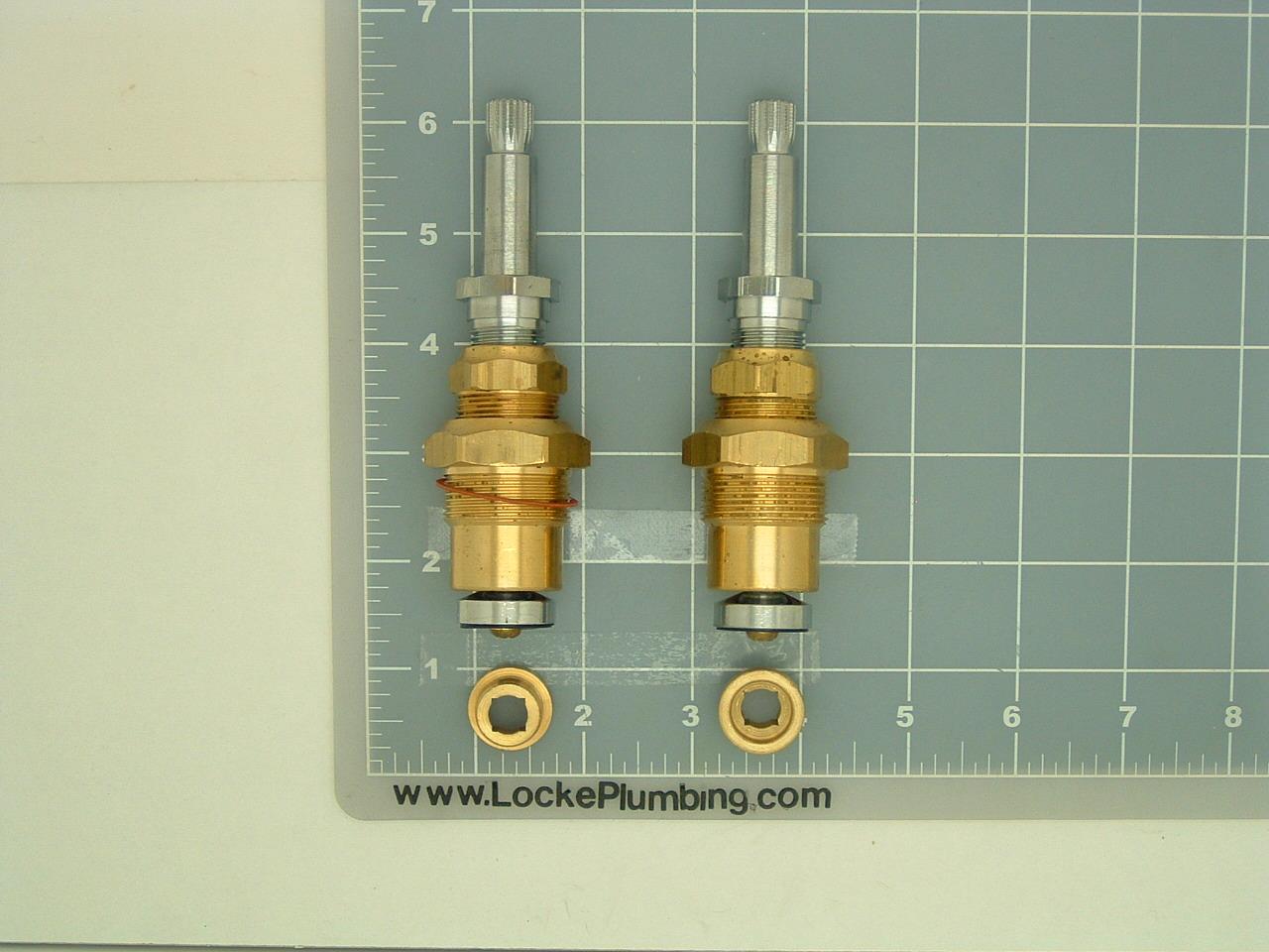 Speakman G05 0162 Stems With Seats Per Pair Locke Plumbing