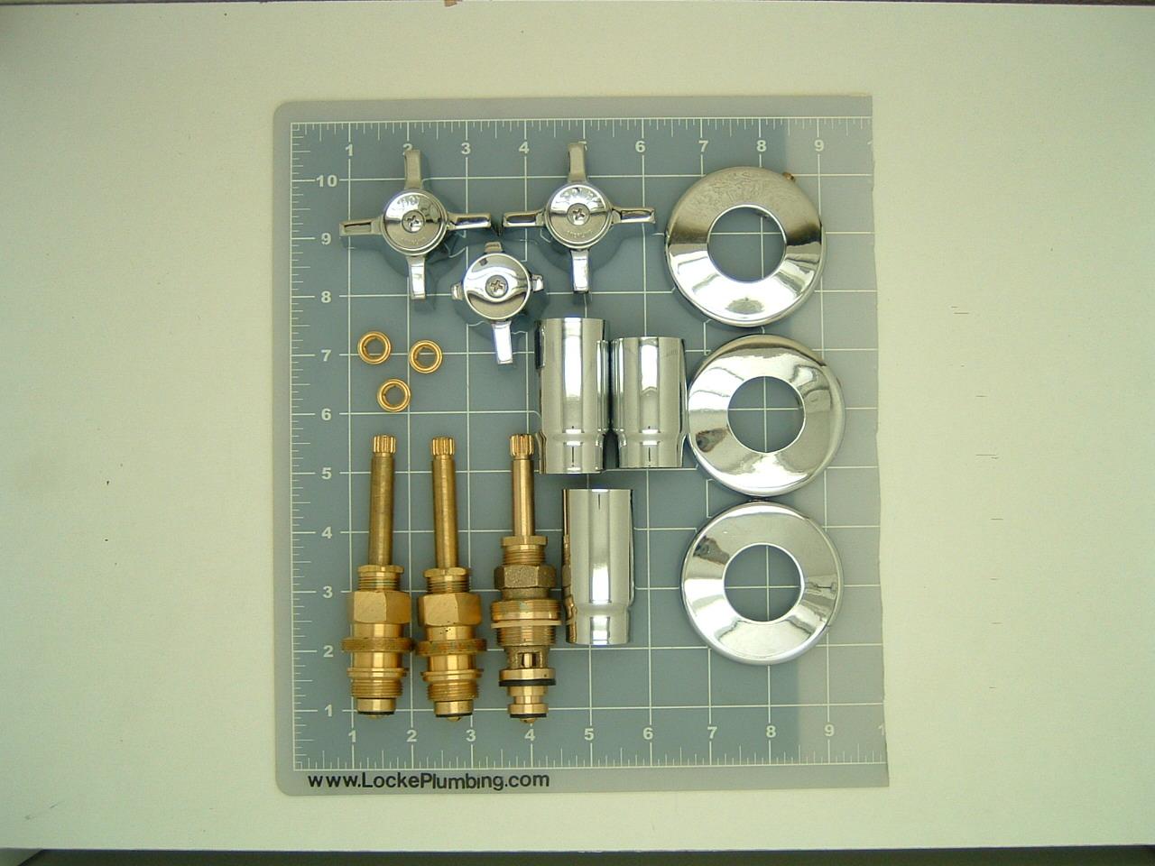 Sterling 105kit Faucet Rebuild Kit Locke Plumbing