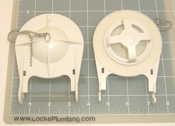 3 inch toilet flapper. St  Thomas Creations 9400 518 00 1 28 Gallon 3 Inch Flappers Per Pair Locke Plumbing