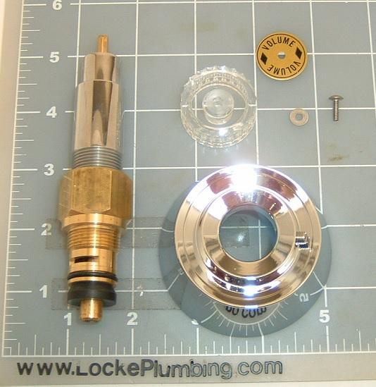 Symmons Dt 20 5 Replacement Unit Kit Locke Plumbing