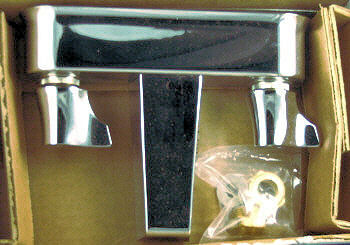universal rundle tub only valve sold by sears 6 inch centers this faucet has been discontinued. Black Bedroom Furniture Sets. Home Design Ideas