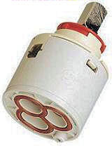 universal rundle w1023 ceramic single lever cartridge locke plumbing. Black Bedroom Furniture Sets. Home Design Ideas