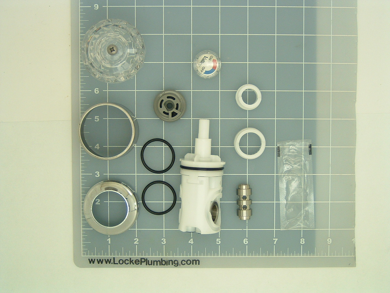 Valley V4268kit For Single Lever Faucet Locke Plumbing