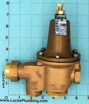 watts 3 4 u5b z3 pressure reducing valve discontinued see wat u5b34lf locke plumbing. Black Bedroom Furniture Sets. Home Design Ideas