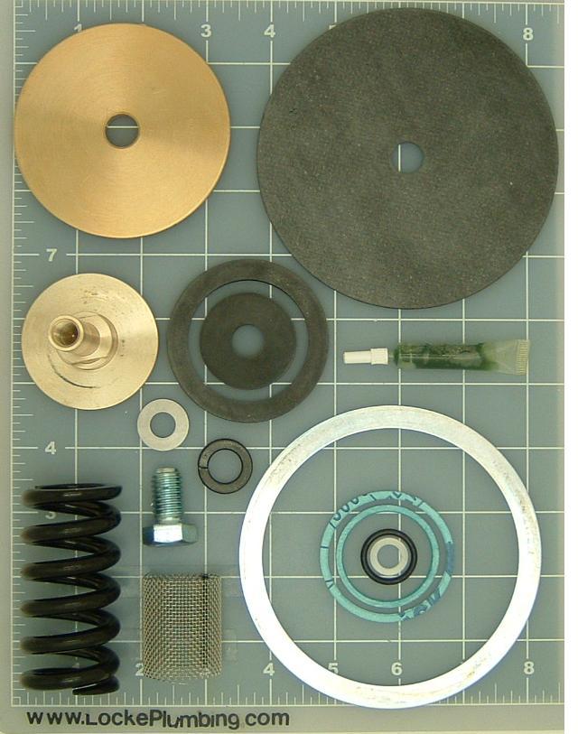 wilkins wil rk112 600xl pressure reducing valve rebuild kit 1 1 2 inch model 600 lead free. Black Bedroom Furniture Sets. Home Design Ideas