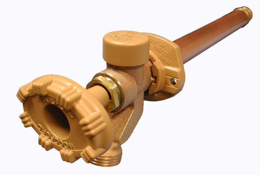 Woodford Model 19 Wall Hydrant Four 4 Inches Long Locke Plumbing