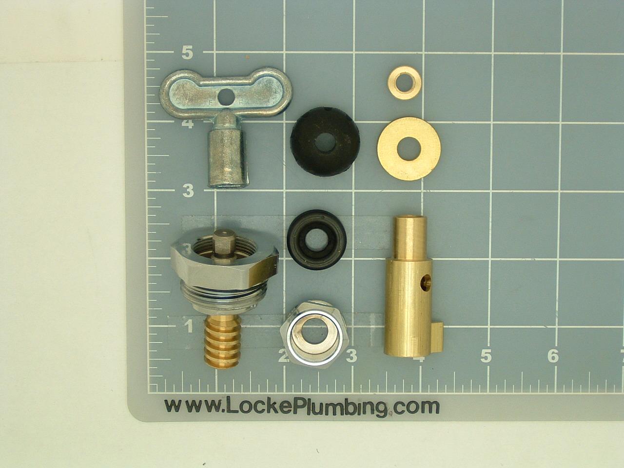 Woodford Repair Kit For Models 7 8 70 80 85 90 95 Locke Plumbing