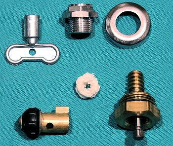 Woodford Model 71 81 B71 74 84 And B74 Repair Kit Locke Plumbing