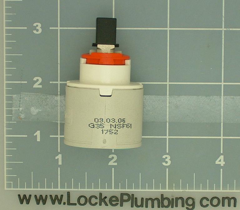 Zurn 63233001 Ceramic Single Lever Cartridge G35 - Locke Plumbing