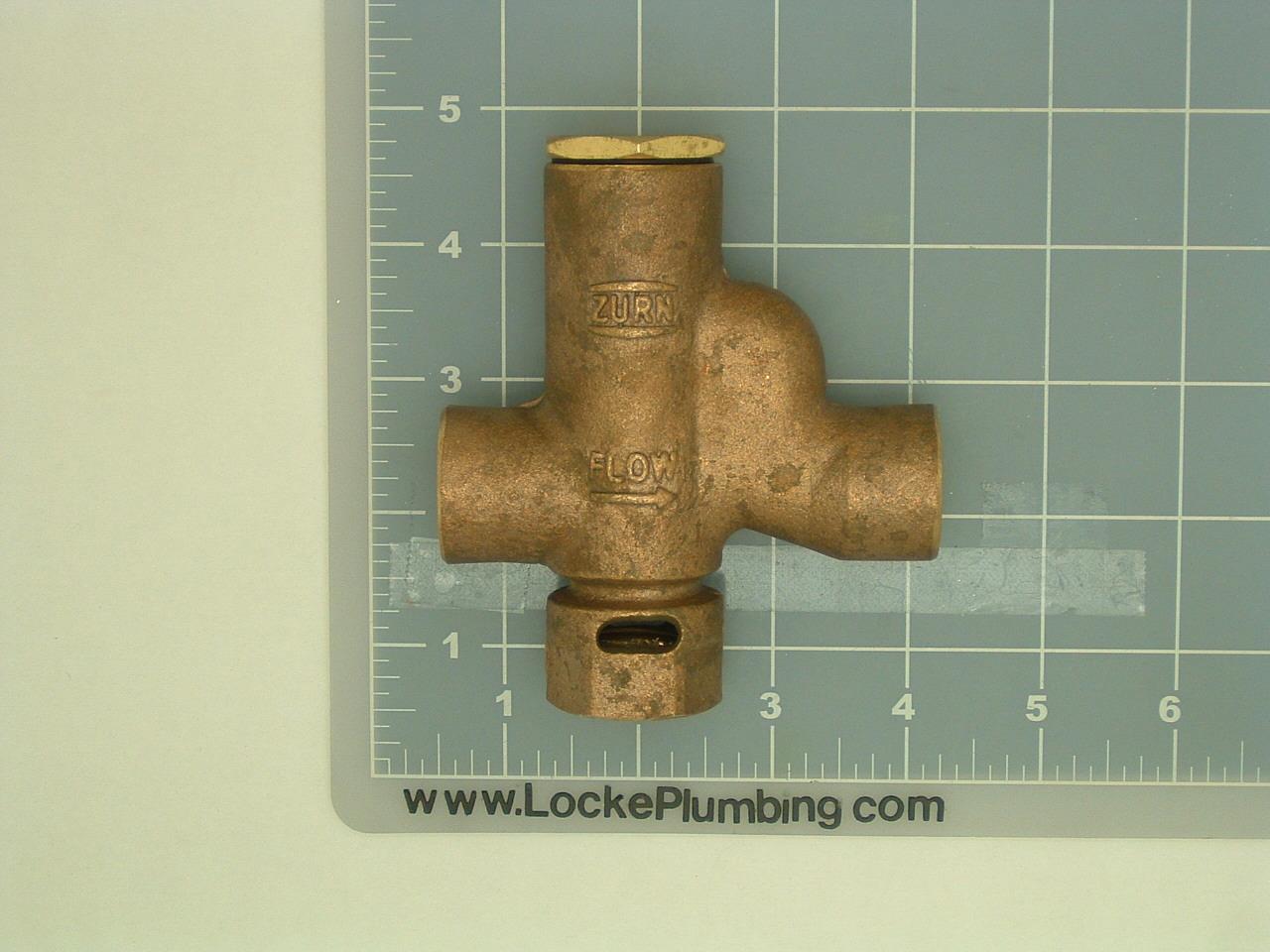 Zurn Z1022 Automatic Trap Seal Primer Locke Plumbing