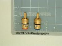 Gobo 507101N 507102N Ceramic Dual Stems Per Pair