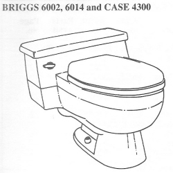 Case Toilet Seat Amp Part Guide